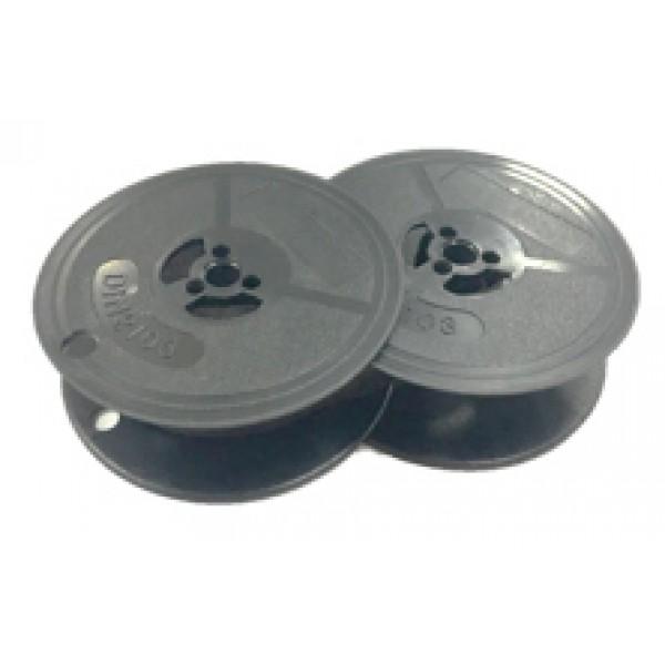 GR1 Black Twin Spool Ribbon