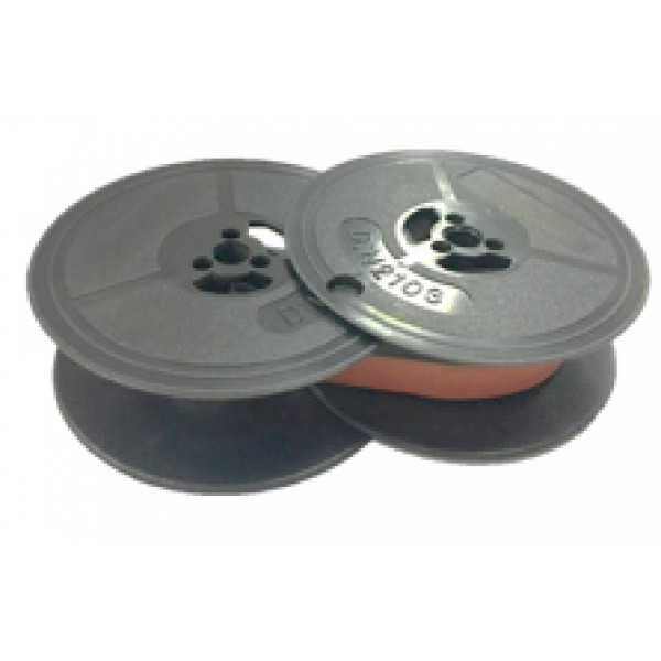 GR1 Black/Red Twin Spool Ribbon