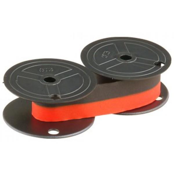 GR24 Black/Red Twin Spool Ribbon