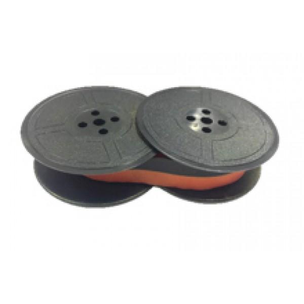 GR4 Black/Red Twin Spool Ribbon