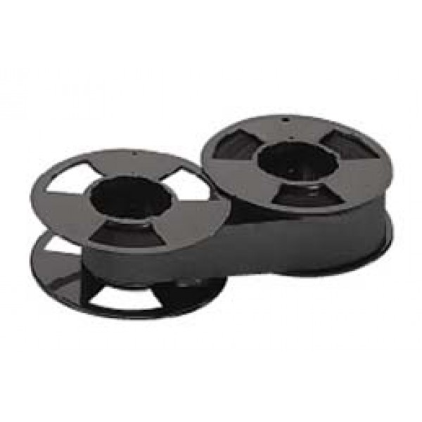 Printronix P300 Black Twin Spool Ribbon